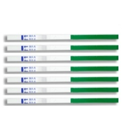 10 Ovulation Test Strips And 5 Highly Sensitive Test Strips